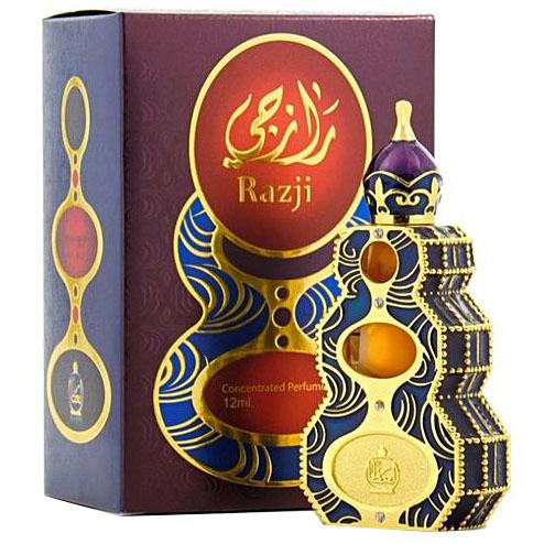 Пробник для Razji Pаджи 1 мл арабские масляные духи от Афнан Парфюм Afnan Perfumes