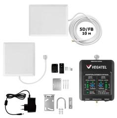 Усилитель сотовой связи VEGATEL VT-1800/3G-kit (LED)
