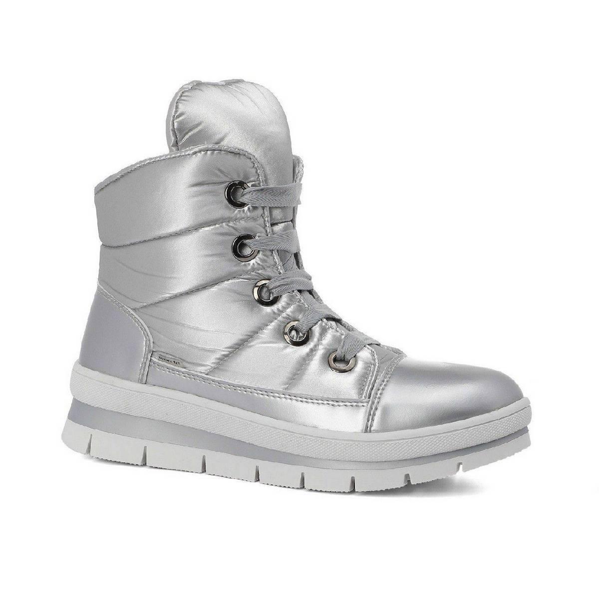 Ботинки Jog Dog Moon Walker (серебряный флэш)