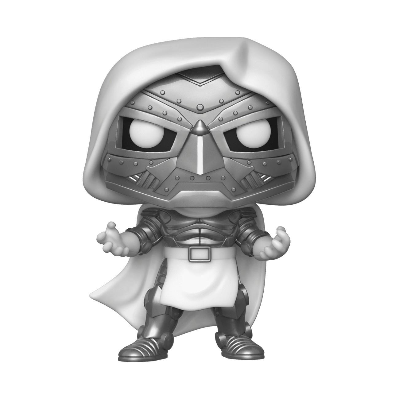 Фигурка Funko POP! Bobble: ECCC: Marvel: Doctor Doom (Exc) 45913
