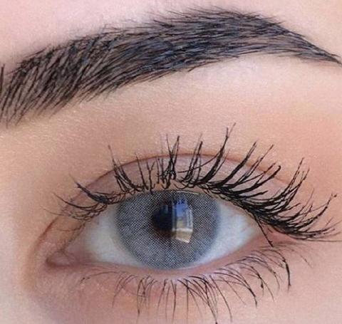 Marquise gray / Серый оттенок для карих глаз и светлых глаз