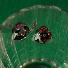 Кружка «Непробиваемая», игральные кости, для пива, 500 мл, фото 3