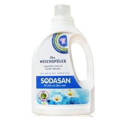Смягчитель для стирки, Sodasan, для быстрой глажки, 750 мл