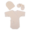 Компект Распашонка/шапочка/рукавички для маловесных детей