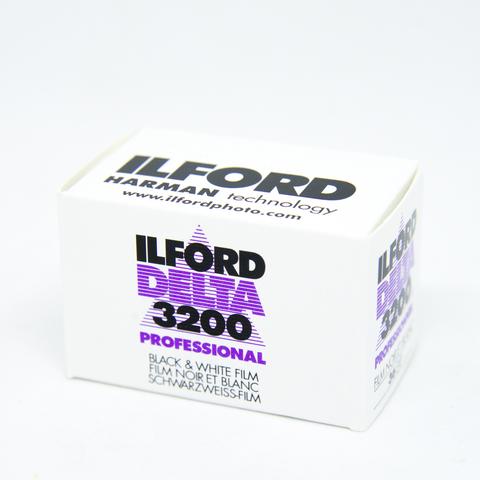 Фотопленка Ilford Delta 3200/135-36