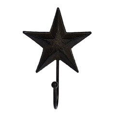 Крючок чугунный «Звезда»