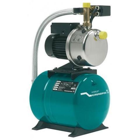 Насосная установка Grundfos Hydrojet JPB6 (24 л)