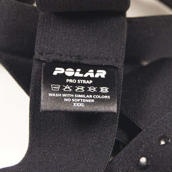 Ремешок Polar Pro Chest Strap Black (XXXL)