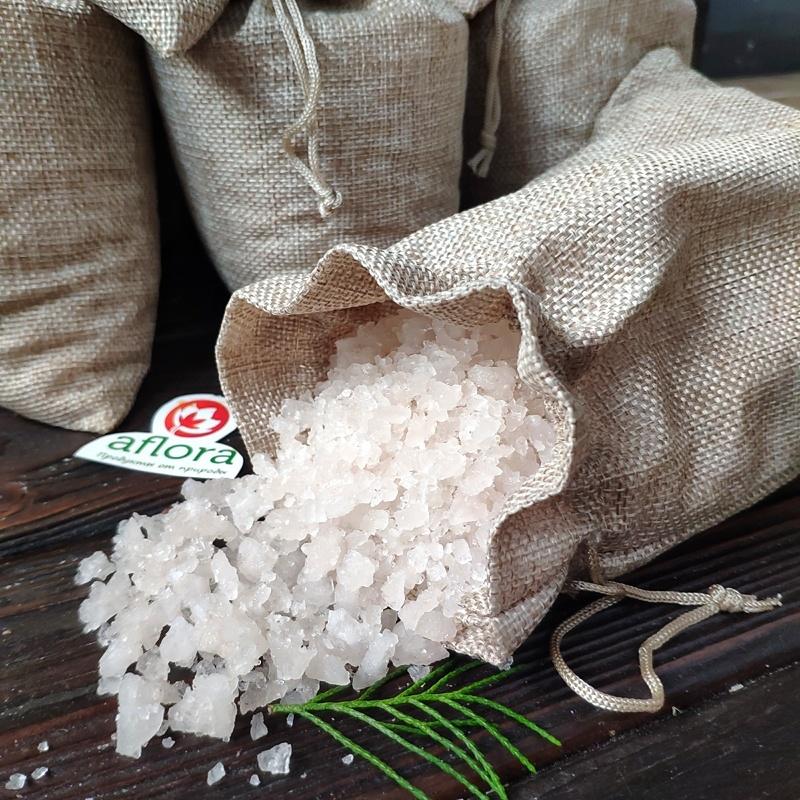 Фотография Соль розовая крымская, 10 кг купить в магазине Афлора