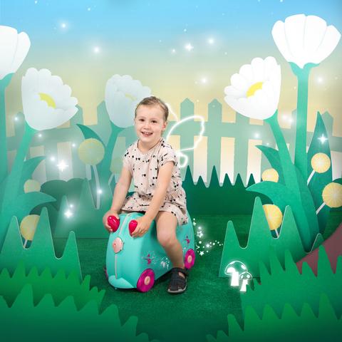 Чемодан на колесиках Trunki Flora Fairy