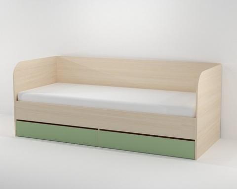 Кровать МАЛЬТА-2-2000-0800 /2032*800*834/