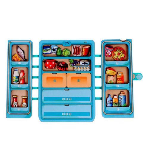 Обучающая игра Холодильник, Smile Decor, арт. П253