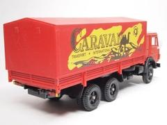 KAMAZ-53212 Caravan Elecon 1:43