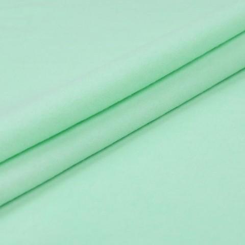 Фланель гладкокрашеная 75 см цвет фисташка