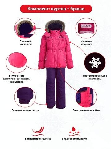 Особенности комплекта Premont Пыльное розовое озеро