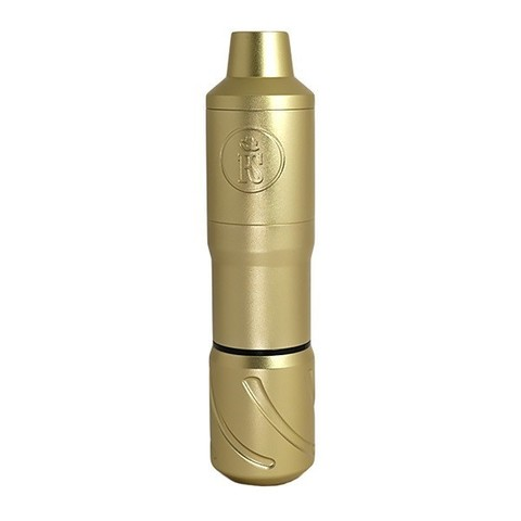 RIGHT STUFF ROTARY PEN TATTOO MACHINE HORNET (GOLD)