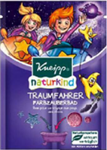 Kneipp Соль для ванны «Мечта путешественника»