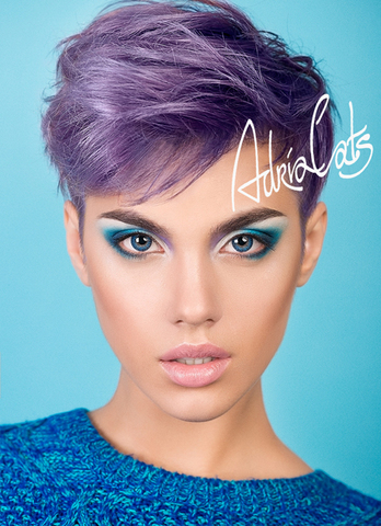Adria Color 3 Tone True Sapphire (голубой)