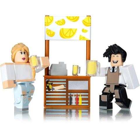Роблокс Знаменитости Прими Меня: Стенд с Лимонадом