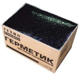 Битумно-полимерный герметик ТН №42, 14кг