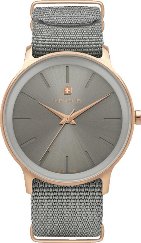 Мужские часы HANOWA LUCA 16-4091.09.009