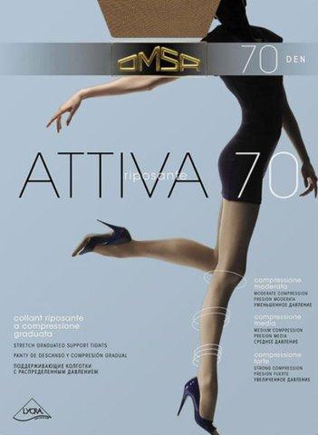Attiva 70 OMSA колготки
