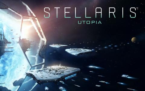 Stellaris: Utopia (для ПК, цифровой ключ)