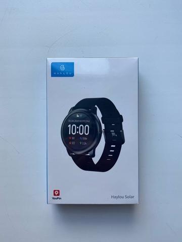 Умные часы Haylou Solar LS05 РСТ