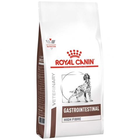 Royal Canin High Fibre Сухой корм для собак при нарушениях пищеварения с повышенным содержанием клетчатки