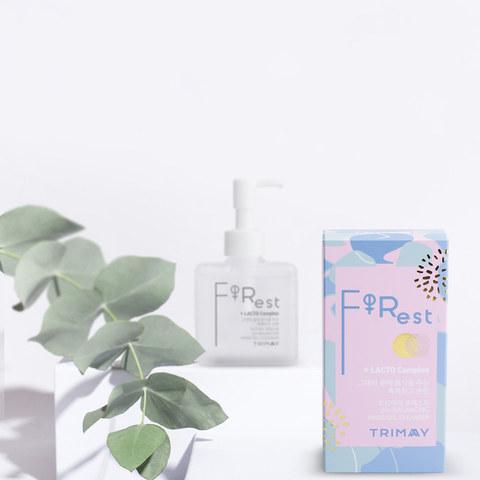 Мягкий гель для интимной гигиены с пробиотиками Trimay Forest pH-Balansing Inner Gel Cleanser