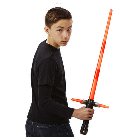 Star Wars Lightsaber Sword — Kylo Ren