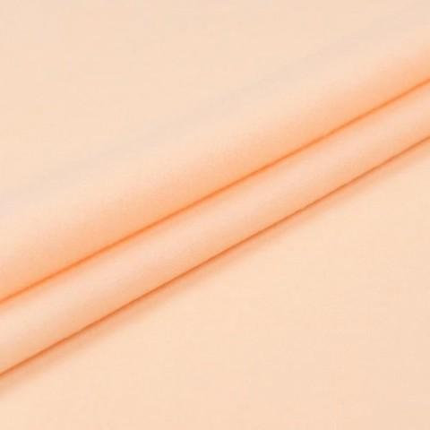Фланель гладкокрашеная 75 см цвет персик