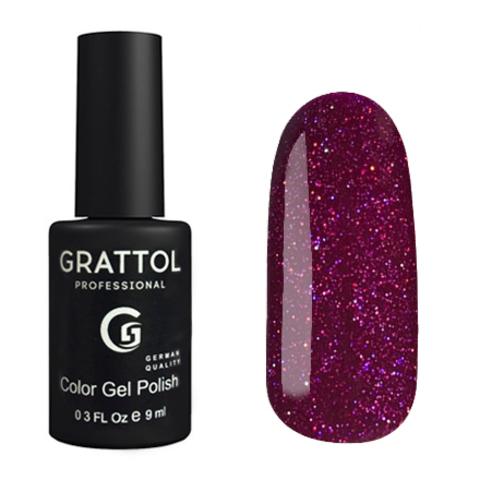 Grattol гель-лак Opal GTOP08 9 мл.