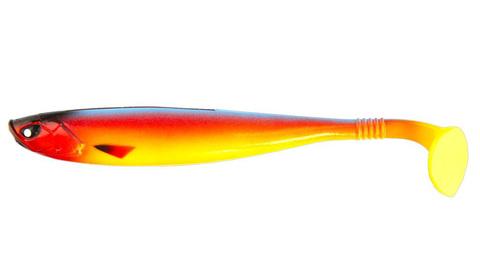 Виброхвост LUCKY JOHN Basara Soft Swim 3D, 6.0in (152 мм), цвет PG06, 3 шт.