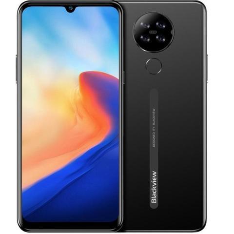 Мобильный телефон Blackview A80s черный