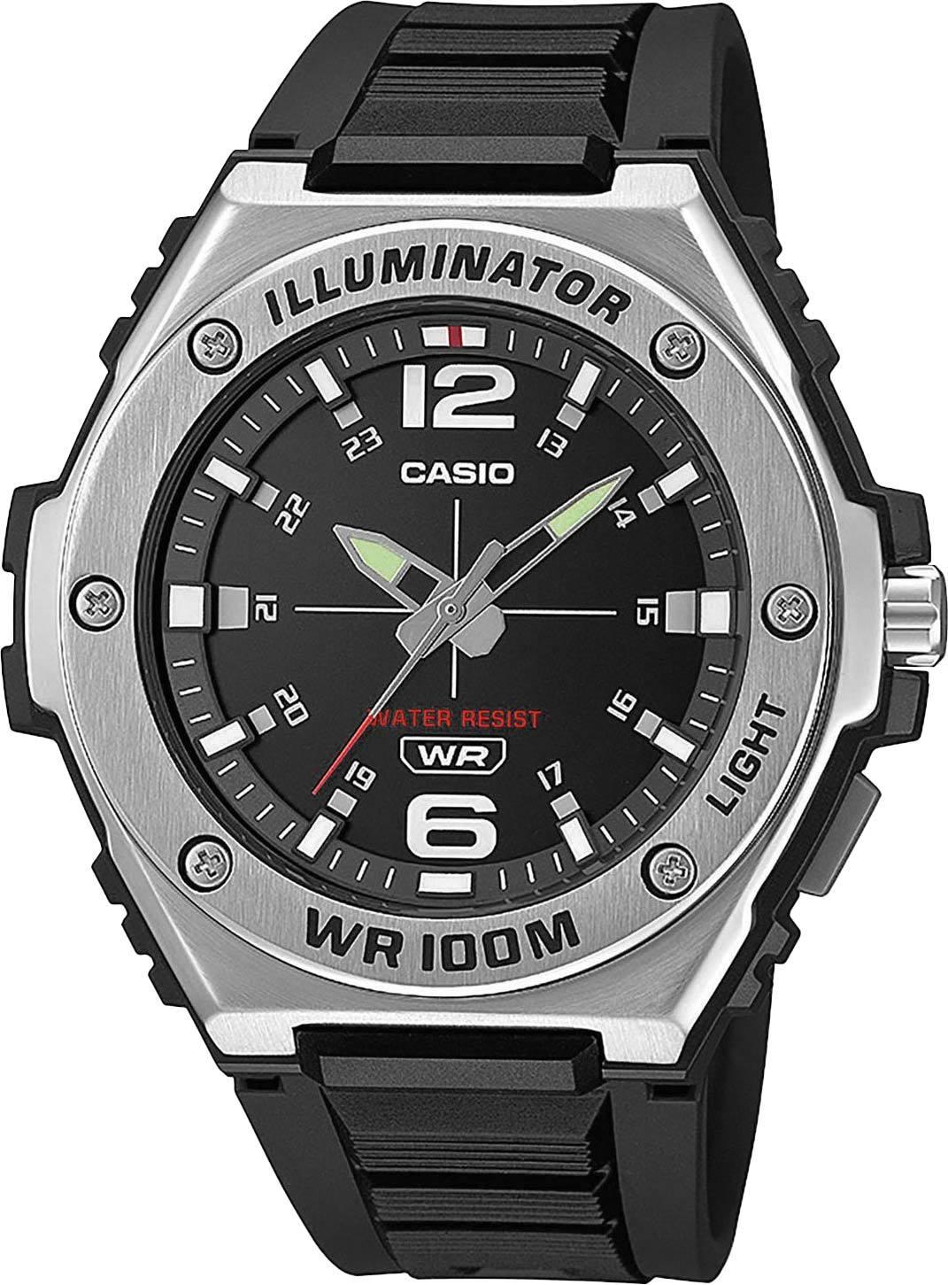Часы мужские Casio MWA-100H-1AVEF Casio Collection