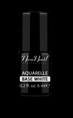 NeoNail База белая Aquarelle 6 мл №5485-1