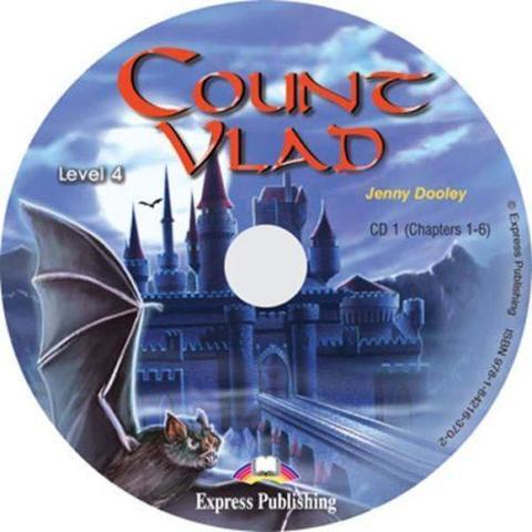 Count Vlad. Intermediate (8-9 класс). Audio CD1
