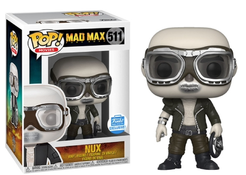 Фигурка Funko Pop! Movies: Mad Max Fury Road - Nux (Goggles) (Excl. to Funko-Shop)