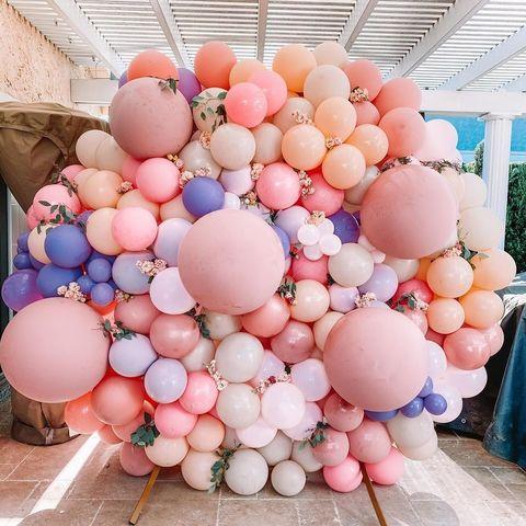 Фотозона из шариков купить в Москве