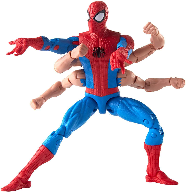 Фигурка Человек-Паук 6 рук Marvel Legends 15 см
