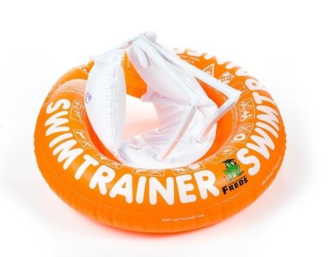 Freds Swim Academy Круг для плавания Swimtrainer Classic Оранжевый