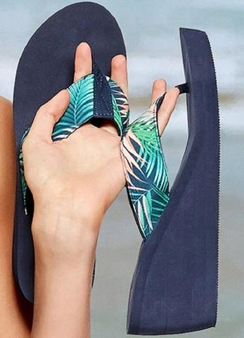 Шлепанцы пляжные синие ESOTIQ (37084 MAURITUS)