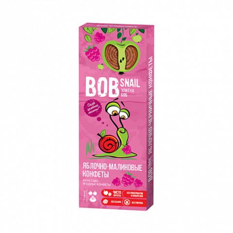 Bob Snail Конфеты яблочно-малиновые 30 г
