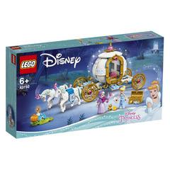 Lego konstruktor Disney Cinderella#s Royal Carriage