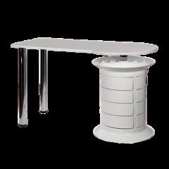 Маникюрный стол GiroCo Elite white
