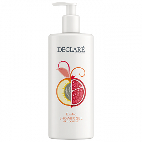 Гель для душа «Экзотика» Exotic SHOWER GEL, Declare, 390 мл