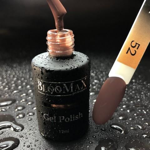 Гель-лак BlooMaX 52