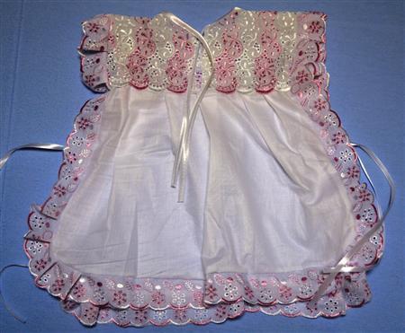 Платье Крестильное