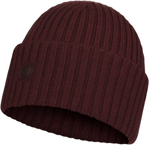 Вязаная шерстяная шапка Buff Hat Wool Knitted Ervin Armor фото 1